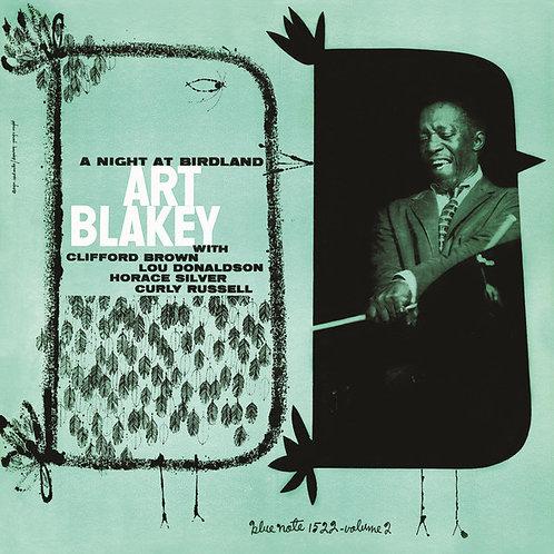 Art Blakey Quintet – A Night At Birdland, Volume 2