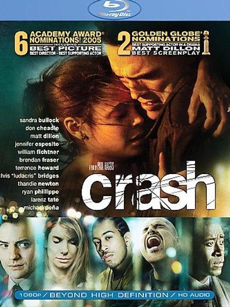 Crash [Blu-ray](Dvd)