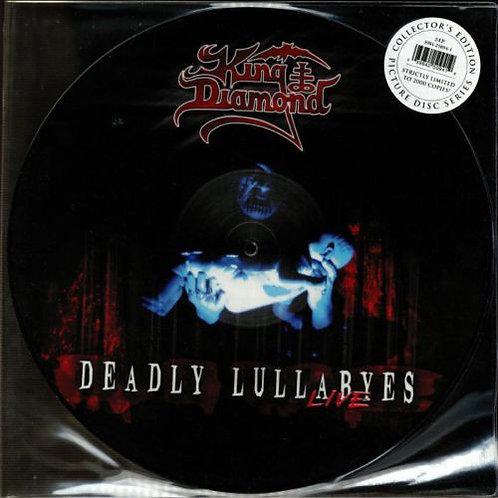 King Diamond – Deadly Lullabyes (Live)(2 × Vinyl, LP, Album, Limited Edition, P