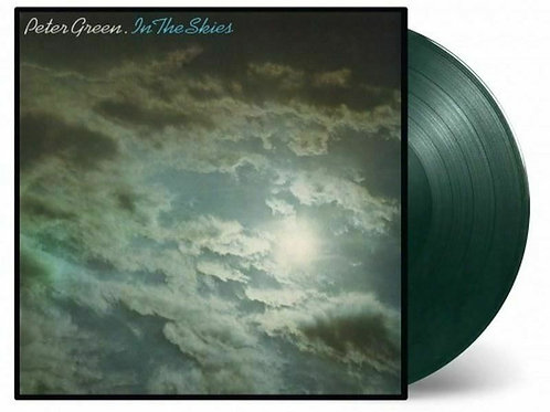 Peter Green ‎– In The Skies limited edition colored ,numbered vinyl