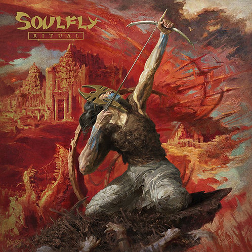 Soulfly – Ritual Album, Limited Edition, Gold