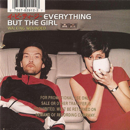 Everything But The Girl ‎– Walking Wounded CD