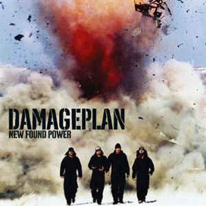 Damageplan ‎– New Found Power limited edition 2500 colored copies