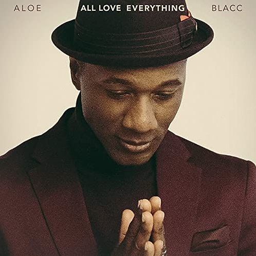 Aloe Blacc – All Love Everything