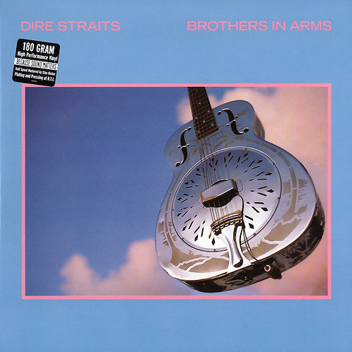 Dire Straits - Brothers In Arms (Half Speed Mastered, 180gram vinyl) (2PC) (LP)