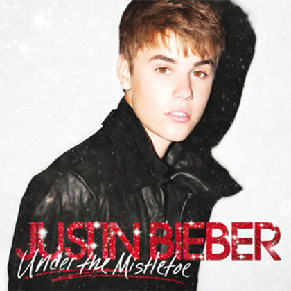 Justin Bieber ‎– Under The Mistletoe CD