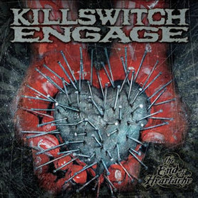 Killswitch Engage – The End Of Heartache CD