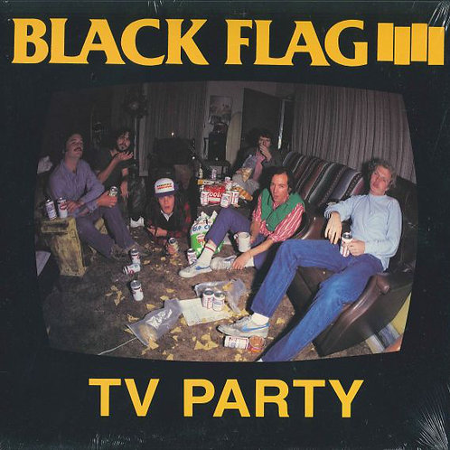 Black Flag ‎– TV Party