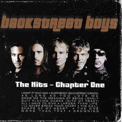 Backstreet Boys – The Hits CD