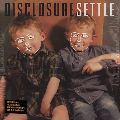 Disclosure- Settle (2 LP)