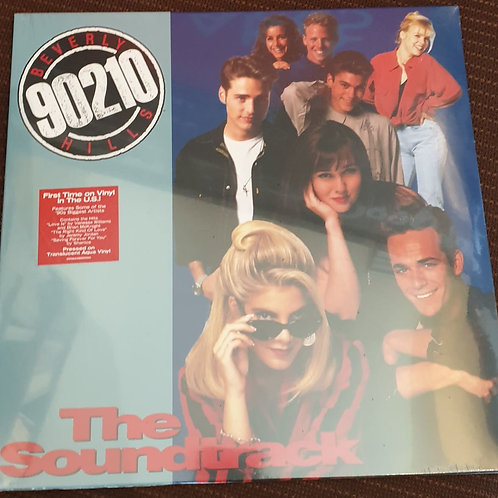 Various - Beverly Hills 90210 (OST) (Transparent Light Blue) (Vinyl)