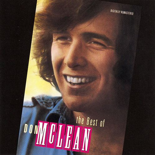 Don McLean – The Best Of Don McLean CD