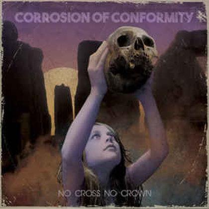 Corrosion Of Conformity – No Cross No Crown Limited to 1000 purple vinyl