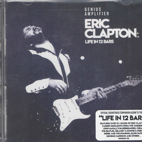 Eric Clapton – Life In 12 Bars CD