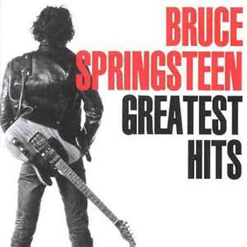 Bruce Springsteen ‎– Greatest Hits CD