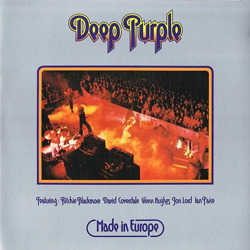 Deep Purple – Made In Europe(Vinyl, LP, Album, Limited Purple Vinyl Edition, Re