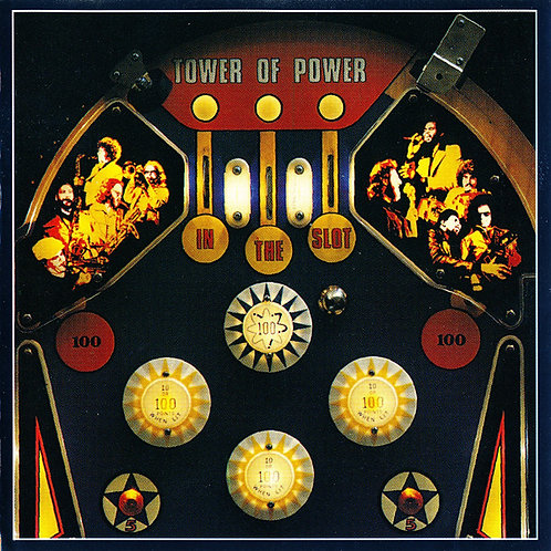 Tower Of Power – In The Slot CD