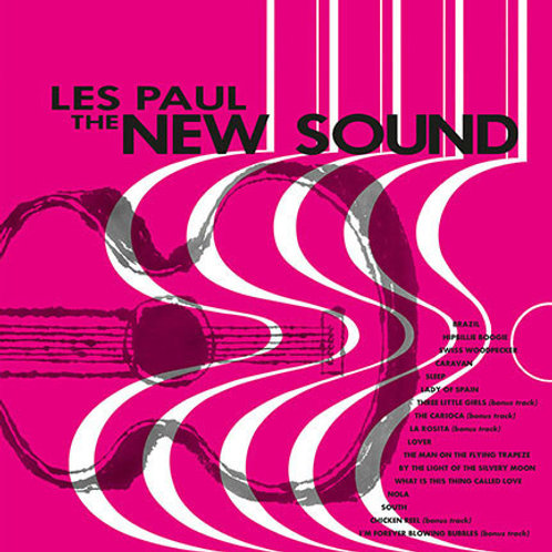 Les Paul - New Sound [Import] (LP)