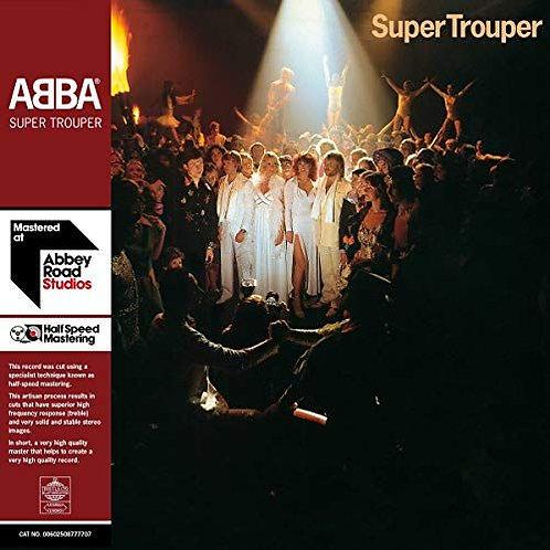 ABBA – Super Trouper 40th Anniversary [Half Speed Master 2LP]