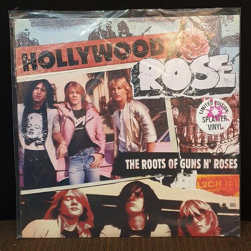 Hollywood rose The roots of Guns n roses limited editiob splatter vinyl