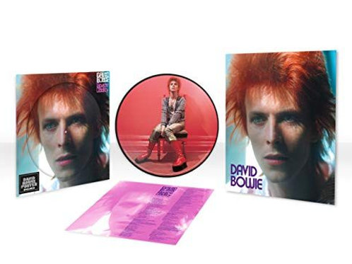 David Bowie ‎– Space Oddity limited edition picture Disc
