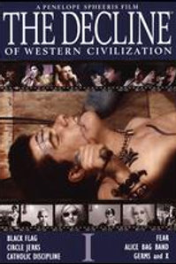The Decline Of Western Civilization (Dvd Used)
