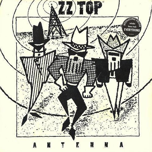 ZZ Top – Antenna CD