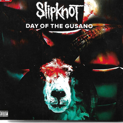 Slipknot ‎– Day Of The Gusano CD