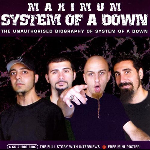 System Of A Down–Maximum System Of A Down CD