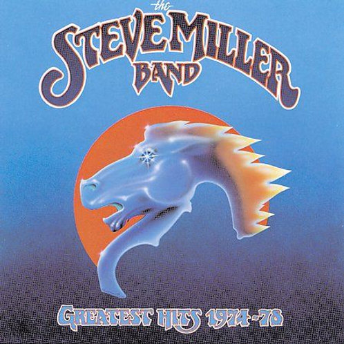 The Steve Miller Band* ‎– Greatest Hits 1974-78 limited edition