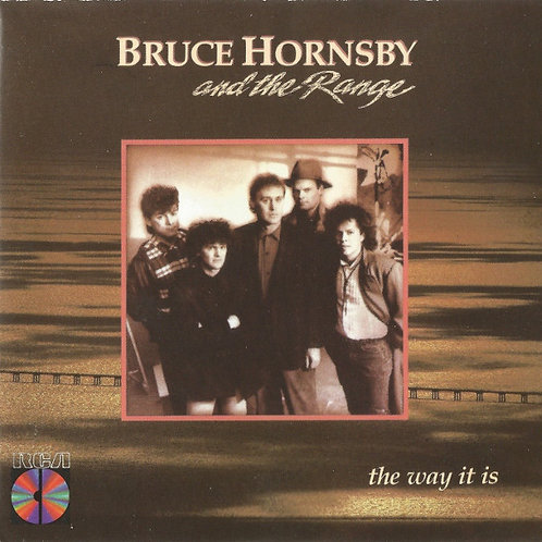 Bruce Hornsby And The Range – The Way It Is CD