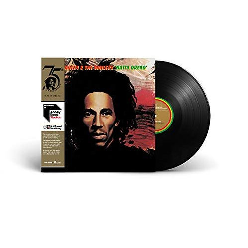 Bob Marley & The Wailers ‎– Natty Dread halfspeed Master Series