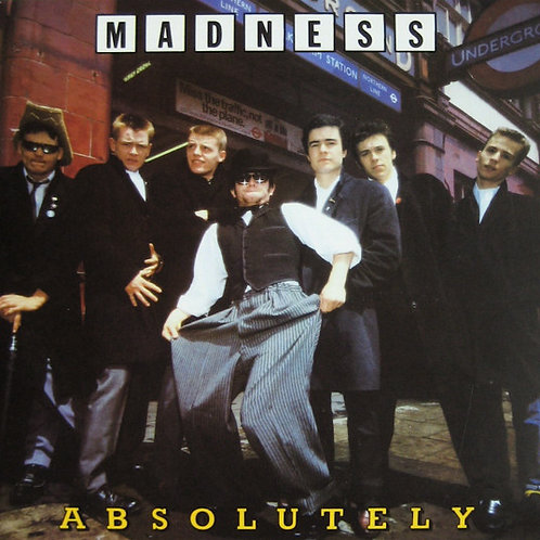 Madness – Absolutely CD