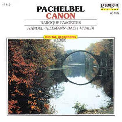 Pachelbel Canon (Baroque Favorites (CD)