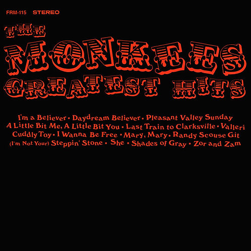 The Monkees – Greatest Hits