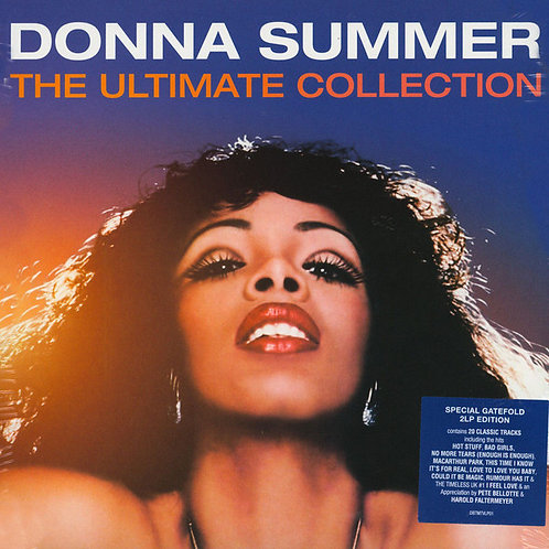 Donna Summer ‎– The Ultimate Collection