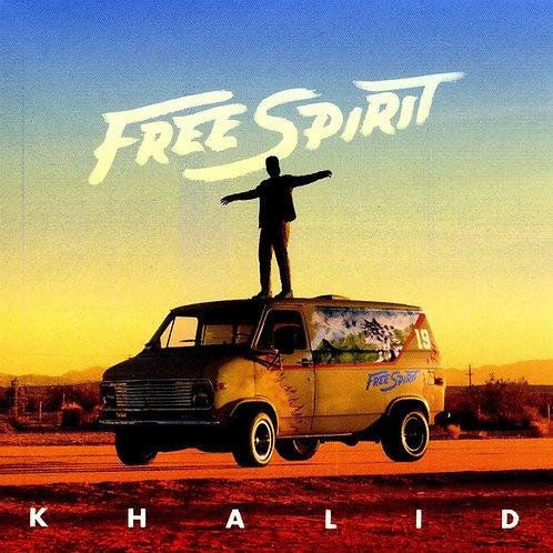 Khalid (16) – Free Spirit CD