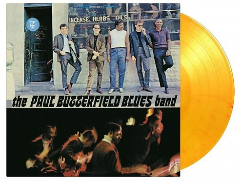 The Paul Butterfield Blues Band – The Paul Butterfield Blues Band