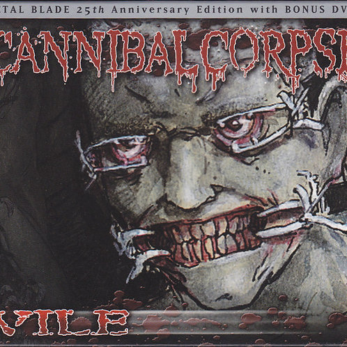 Cannibal Corpse – Vile CD