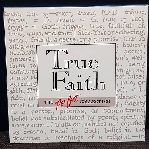True Faith - The Perfect Collection (OPM) LP