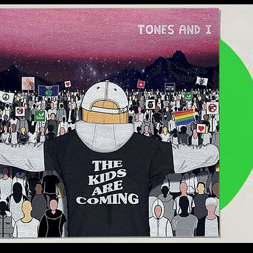 Tones And I – The Kids Are Coming UOneon green lp