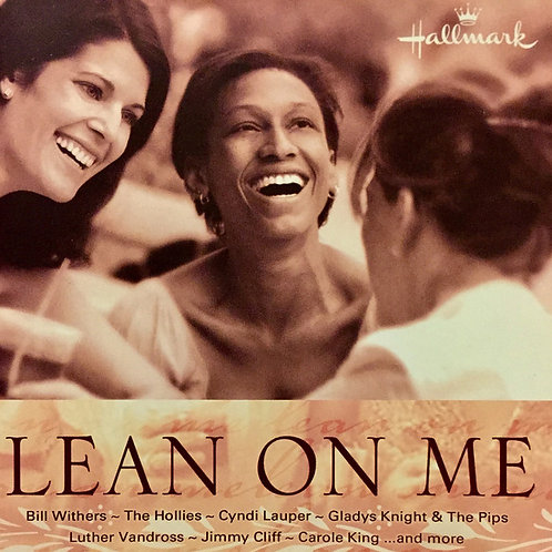 Various ‎– Lean On Me CD