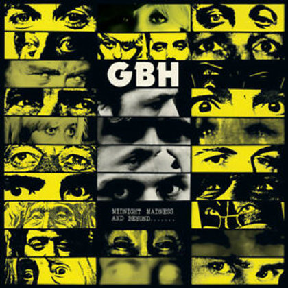 GBH MIDNIGHT MADNESS AND BEYOND On YEllow vinyl