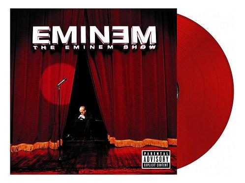 Eminem – The Eminem Show [Explicit Content] (Limited Edition, Red Vinyl) (2 Lp'
