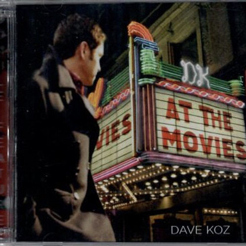 Dave Koz ‎– At The Movies CD