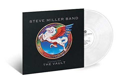 Steve Miller Band – Selections From The Vault limited edition clear vinyl
