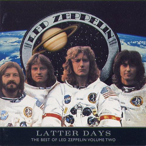 Led Zeppelin – Latter Days: The Best Of Led Zeppelin Volume Two CD