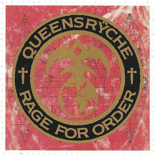 Queensrÿche – Rage For Order CD