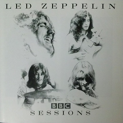 Led Zeppelin – BBC Sessions CD