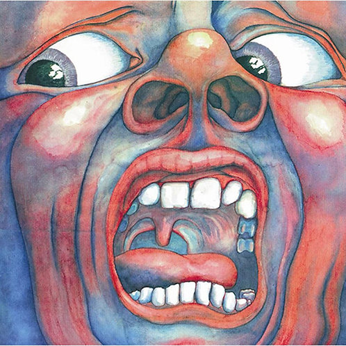 King Crimson - In the Court of the Crimson King (L.P.)